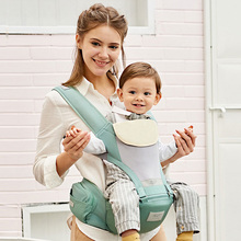 2020 Ergonomic Baby Carrier Infant Kid Baby Hipseat Sling Front Facing Kangaroo Baby