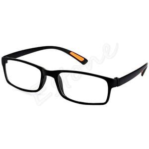 New Resin Framed Eyeglass Reading Anti Blue Light Radiation Women Men Glasses +1.0 1.5 2.0 2.5 3.0 3.5 4.0 Diopter