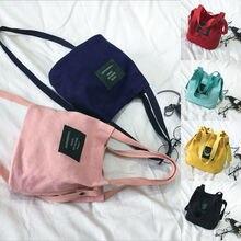 Уличная модная женская Холщовая Сумка на плечо, сумка-мессенджер, сумка-тоут, кошелек, сумки для пикника, хорошее качество