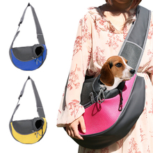 Pet-Dog-Carrier Handbag-Pouch Shoulder-Bag Oxford-Sling Travel Outdoor Breathable Comfort