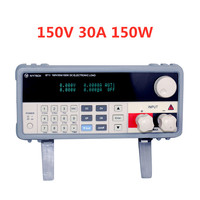 Digital Battery Capacity Tester Voltmeter Adjustable Constant Current Electronic Load Discharge Capacity Tester 150V 30A 150W