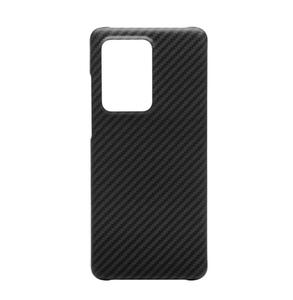 Image 4 - 600D Kevlar prawdziwe czystego włókna węglowego ultralekki pancerz Funda dla Samsung S20 Ultra przypadku S20 + S20 Plus 5G zderzak pokrywa