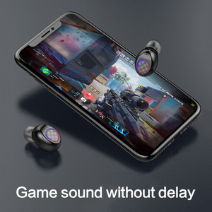 Image 4 - TWS Wireless Earphones Bluetooth V5.0 Sport Fashion Portable Headphones Gaming LED Power Display Headsets for IOS Android