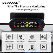 Develuck tpms беспроводная система контроля давления в шинах