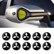 10 шт 14 мм наклейка на ключ от автомобиля с логотипом наклейки