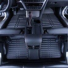Esteira do assoalho do carro 3d para nissan qashqai (2008-2019) 2009-10-11-12-2018 personalizado internail carro pé esteira estilo do carro protetor