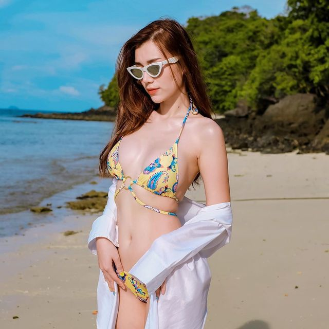 Sexy Brazilian Push Up Bikini Swimwear Women Micro Swimsuit  B4614 9