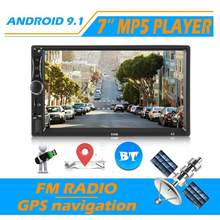 Car Stereo GPS SWM A2 Upgraded 2 DIN Android 9.1 Bluetooth Radio Receiver(China)