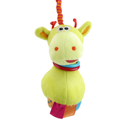 28*11cm Soft Plush Donkey Toy Animal Dear Doll Baby Kid Christmas Birthday Cute Gifts Baby Stuffed Comfort Toy Baby Speelgoed