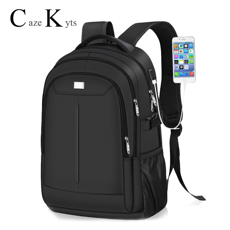 New Arrival Business Computer School Bag Travel Men Women USB Charging Waterproof Laptop Backpack