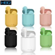 Mini-2 écouteurs sans fil Tws Bluetooth 5.0, oreillettes de sport avec boîte de charge, micro, pour téléphone intelligent, nouveau i9s