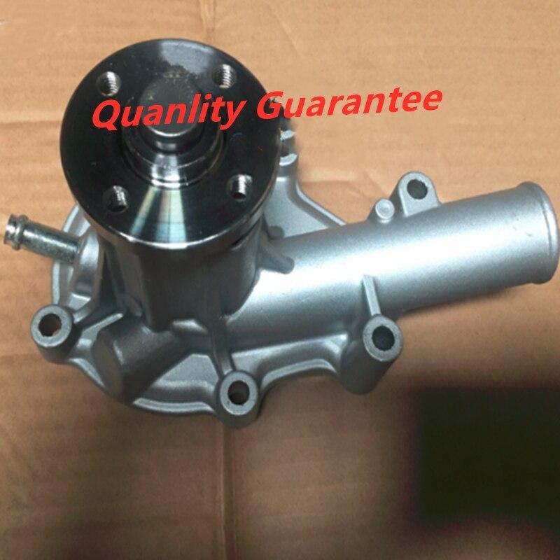 Pompe de refroidissement 16251-73034 pour moteur 1105T V1505 D1505 pompe à eau assemblée 60/70mm turbine