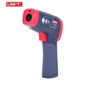 Image 3 - UNI T UT302A UT302C UT302D عدم الاتصال ميزان الحرارة الرقمي يده درجة حرترة تحت الحمراء بندقية 100% الأصلي