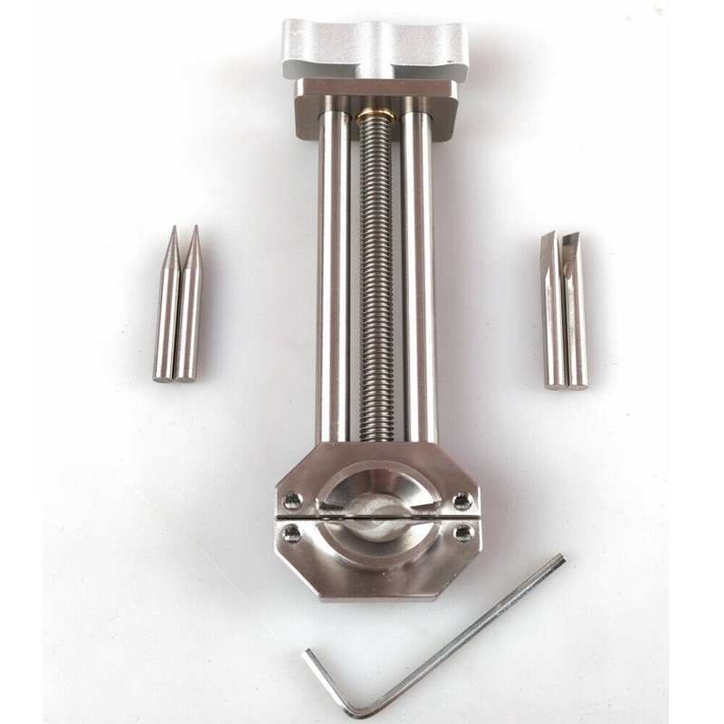 Herramienta de reparación de lentes tornillo de banco de acero - Cámara y foto - foto 2