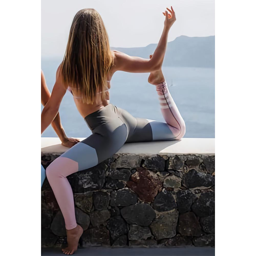 Sportswear Workout Polyester Elastic Force Breathable Skinny Leggings Breathable Fashion Summer Autumn Style Sporting Leggings