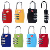 Hot New 3 Dial Digit Number Combination Password Lock Travel Security Protect Locker Travel Lock for Luggage/Bag/Backpack/Drawer