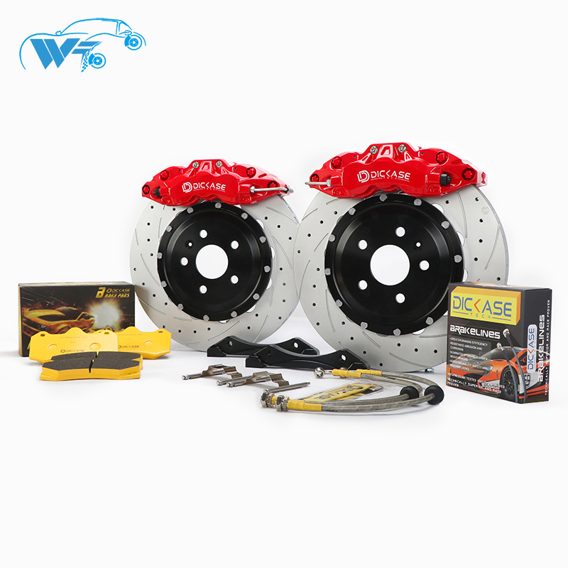 DICASE A61 6 pots bake caliper racing brake system for cars for Land Cruiser 200