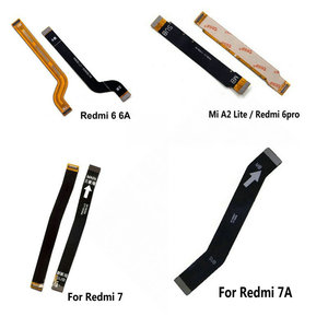New Main Board Motherboard Connector Board Flex Cable For Xiaomi Redmi 6 6A 6Pro Mi A2Lite 7A 8A 7 8 Note 6 7 8pro