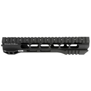 Image 3 - Rail AEG M4 M16 AR15, support de garde mains en forme de verrou m lock avec écrou à canon en acier, 7 10 12 15 pouces, pour la chasse