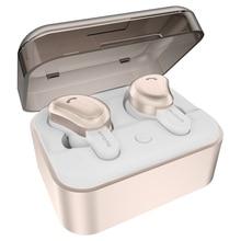 Amorno Drahtlose Eaephones in ohr Ohrhörer Drahtlose Bluetooth Kopfhörer Noise Cancelling Écouteur Sans Fil Bluetooth Bass Headset