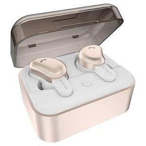 Image 1 - Amorno Drahtlose Eaephones in ohr Ohrhörer Drahtlose Bluetooth Kopfhörer Noise Cancelling Écouteur Sans Fil Bluetooth Bass Headset