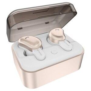 Image 1 - Amorno Wireless Eaephones in ear Earbuds Wireless Bluetooth Earphone Noise Canceling Ecouteur Sans Fil Bluetooth Bass Headset