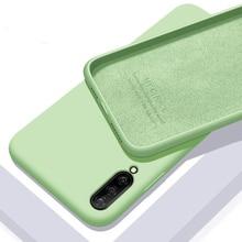 For Meizu 16Th Plus Case Soft Liquid Silicone Slim Skin Coque Comfortable Protec