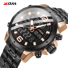 kol saati erkek male watch Full Steel Men Clock relogio luxo Top relogio masculino Luxury relojes deportivos pulsera hombre Hot beinuo relojes hombre relogio qz024 l