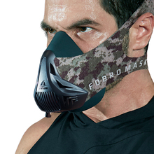 FDBRO Sports Mask 3.0 Training Fitness Workout Running Cycling Jogging Cardio Elevation Gym Breathing Resistance Masks