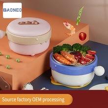 Baoneo Еда теплые впрыска горячей воды изоляции дети посуда