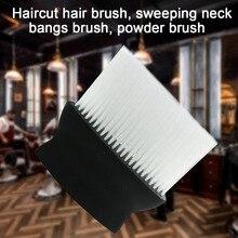 Инструменты для укладки лица и шеи, Парикмахерская щетка для волос, прочная щетка для волос, парикмахерские аксессуары, резка пластика, чистка