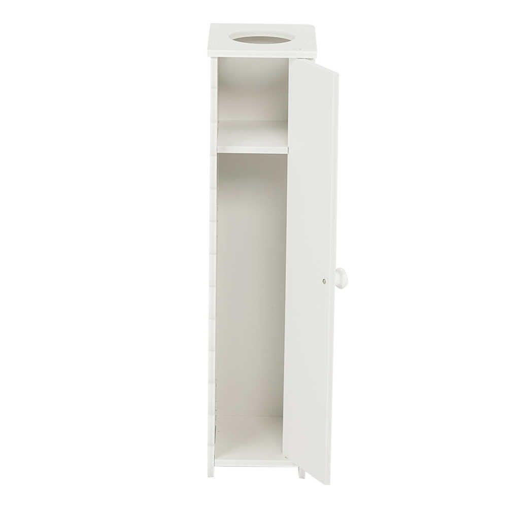 종이 수건 저장소 좁은 캐비닛 67.5cm 높은 Pvc 화장실 조직 홀더 홈 오피스에 대 한 욕실 컨테이너 홀더 상자