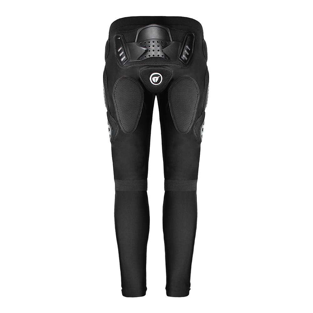 cheapest HEROBIKER Motorcycle Motocross Pants Long Armor Motorcycle Pants Ski Skating Cycling Motocross Protective Gear Hip Protector