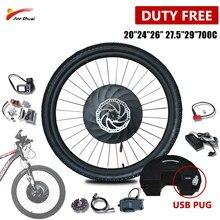 36V Imortor Alle in Eine Elektrische Fahrrad Motor Rad 20