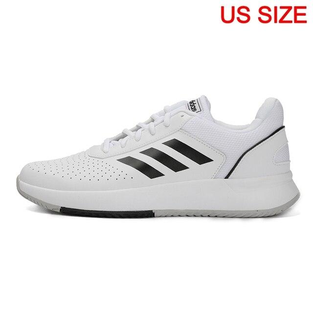 Original New Arrival Adidas COURTSMASH Men's Tennis Shoes Sneakers