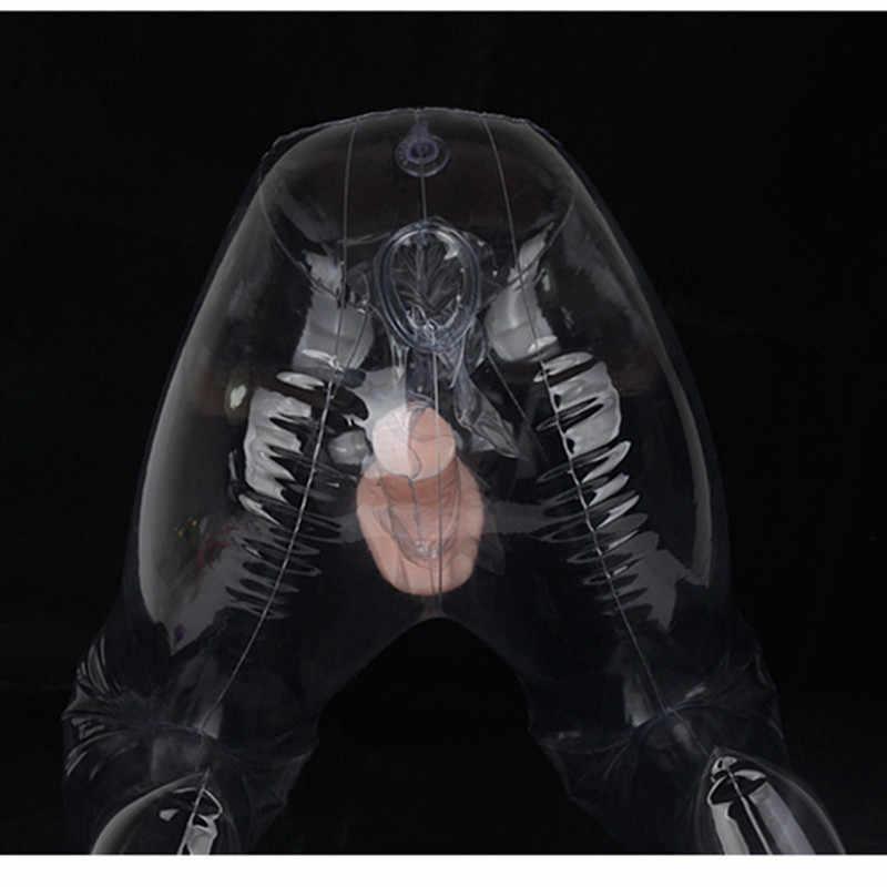 Muñeca inflable para pierna Sexdoll, Vagina Real, masturbación masculina, Blow Up, cojín para piernas Sexy, muñeca de amor para hombres, Japón, juguetes Sexshop para adultos