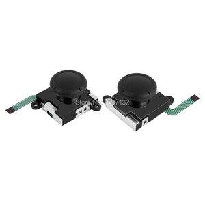Image 5 - 3D Analog Joycon Joystick Thumb Sticks Sensor Replacements Accessories For Nintend Switch Joy Con Controller Housing w/ Tool Kit