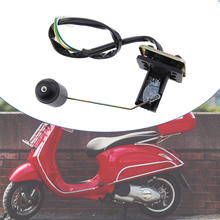 1 Set Motorcycle Refit Part Moped Princess Scooter Fuel Tank Sensor Scooter Moped Dirt Bike Oil Float Gauge Fuel Level Sensor free shipping mj f3 oil tank series need to oem level switch oil level gauge sensor