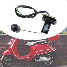 1 zestaw motocykl remont części motorower księżniczka skuter czujnik zbiornika paliwa skuter motorower motor terenowy poziomu oleju w płynie wskaźnik czujnik poziomu paliwa