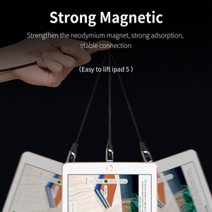 Image 5 - Essager מגנטי מיקרו USB כבל עבור iPhone 12 Xiaomi mi 3A מהיר טעינת USB סוג C מגנט מטען USBC סוג C נתונים חוט כבל
