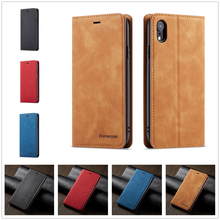 Flip Case for iPhone 6 6S Plus 7 8 X XS max XR SE 5 5S Leather Phone Coque Books Stand Holder Case High Quality pu Wallet Hoesje стоимость