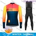 Inverno lã quente 2020 roupas de ciclismo, roupas de ciclismo dos homens, esportes ao ar livre, mountain bike bicycl uniforme equipamento de equitação
