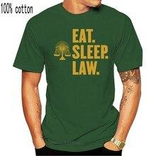 Eat Sleep Law - Funny Lawyer Attorney T-Shirt T-Shirt sun men T-shirt