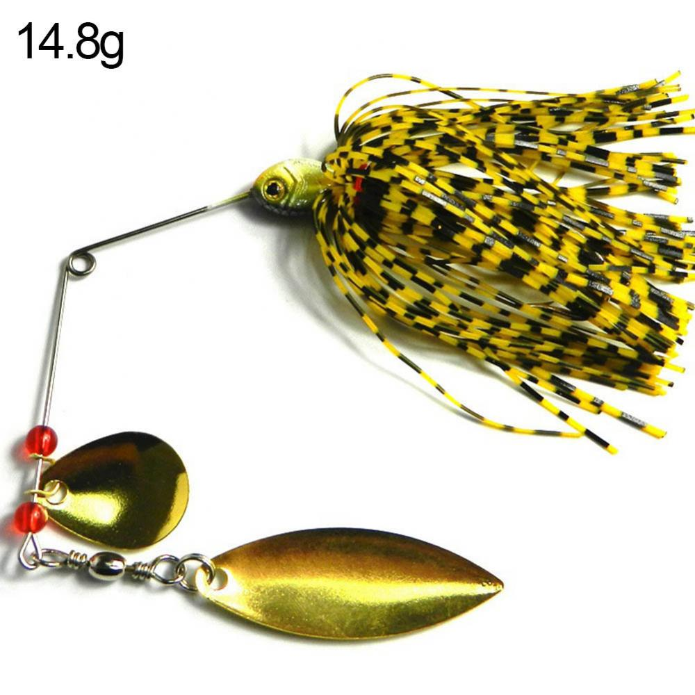 Fishing Lures: Blade Spinner Buzzbait  3