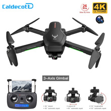 SG906 Pro GPS Drone 4K HD Camera 5G WIFI FPV Anti-Shake Self-Stabilizing 3-Axis Gimbal RC Foldable Quadcopter Gift for Kids