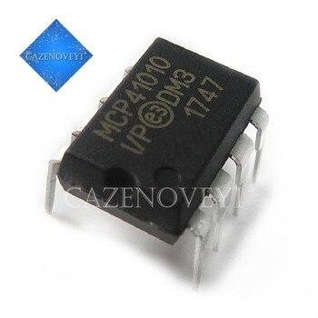 2pcs/lot MCP41010-I/P MCP41010 DIP-8 In Stock 1pcs lot sd6830 6830 dip 8 in stock
