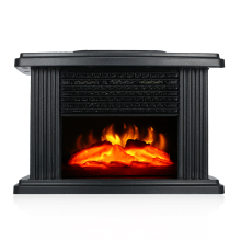 1000 Вт мини электрический камин нагреватель Электрический нагреватель с эффектом лога пламени теплый воздушный Нагреватель Fanr 220 В 50 Гц