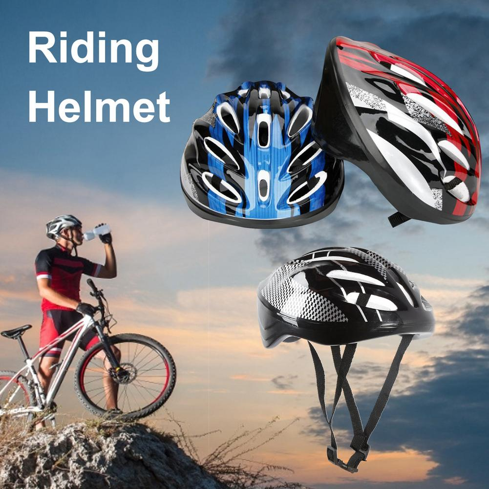 Легкий велосипедный шлем для женщин и мужчин, интегрированная дышащая защита для головы, защитный шлем для велоспорта, горного велосипеда, катания на коньках Велосипедный шлем    АлиЭкспресс