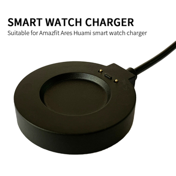 Charger For Amazfit Ares Charging Cable Charging Stand Smart Watch A1908 For Xiaomi Huami Amazfit Ares Smart Watch Accessory image