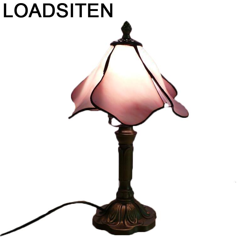 Lit Art Lampe Bed Bedroom Noel Lamp For Living Room Chambre Abajur Para Quarto Lampara De Mesa Deco Maison Table Bedside Light